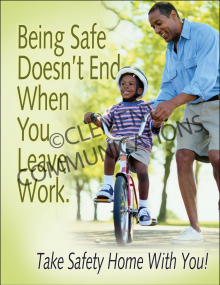 Off-the-Job Safety - Bike - Posters