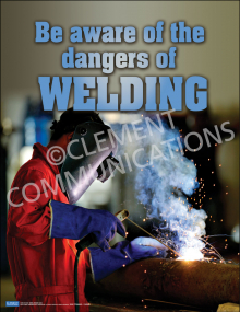 Welding – Dangers of Welding Posters