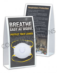Respiratory Protection - Dust Mask Table Top