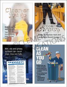 Housekeeping Focus Pack 1: General