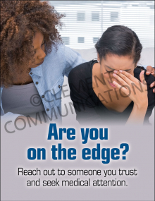 Are You on the Edge? Poster