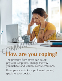 How are You Coping Poster