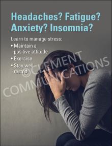 Headaches? Fatigue Poster