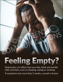 Feeling Empty Poster