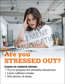 Are You Stressed Out Poster