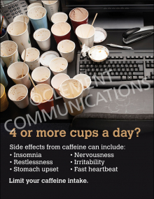 4 or More Cups A Day