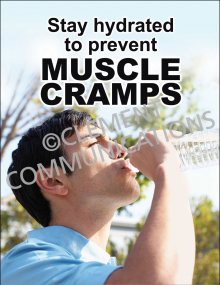 Muscle Cramps Poster