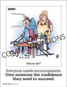 Encouragement - Everyone Needs Encouragement - Poster