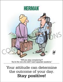 Your Attitude Can Determine