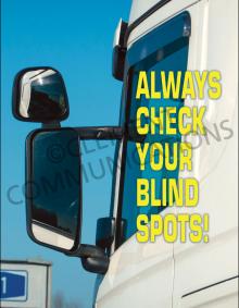 Blind Spots Poster