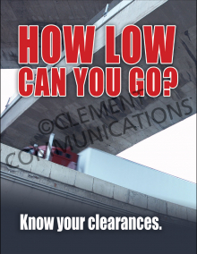 How Low Can You Go Poster