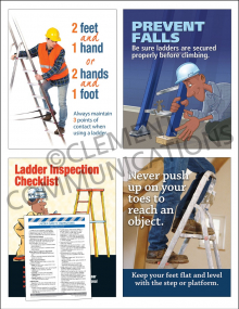 Ladder Focus Pack 2: Inspection