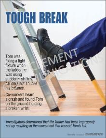 Tough Break Poster
