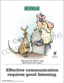 Effective Communication Poster