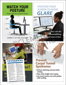 Ergonomics Focus Pack 4: Office Safety