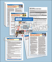 OSHA Recordkeeping and Reporting Compliance Kit