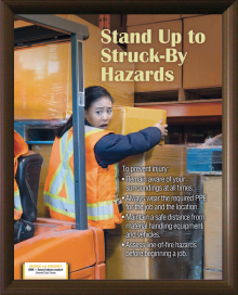 Occupational Safety and Health Posters™