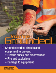 You're Grounded Poster