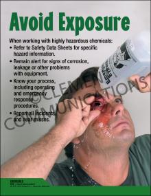 Avoid Exposure Poster