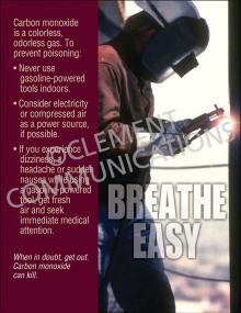 Carbon Monoxide-Breathe Easy