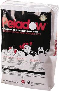 OxyChem Peladow Calcium Chloride Ice Melt ICE50/BG