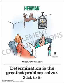 Persistence-Determination Poster