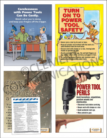 Tool Safety Focus Pack 2: Power Tools