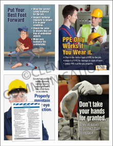 PPE Focus Pack 3: PPE 3