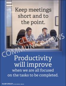 Short Meetings Poster