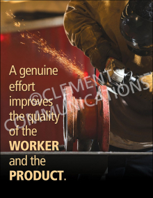 Worker and the Product