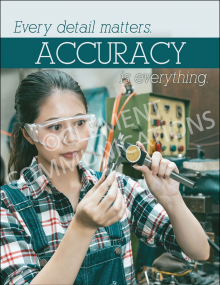Accuracy is Everything Poster
