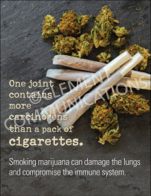 One Joint Contains Poster