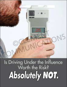 Driving Under the Influence Poster