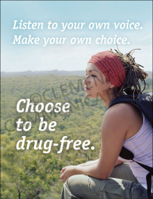 Listen to Your Voice Poster