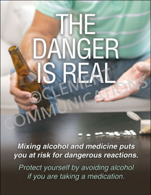 Danger is Real Poster