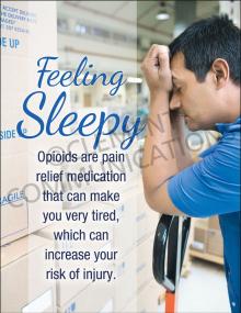 Feeling Sleepy? Poster