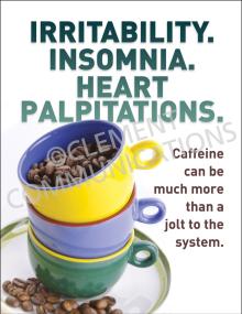 Irritability, Insomnia Poster