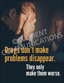 Problems Disappear Poster