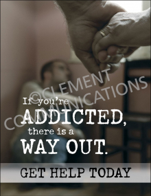 If You're Addicted Poster