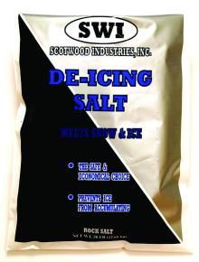 Scotwood Rock Salt Ice Melt 7-50045-00025-0