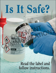 Is It Safe Poster