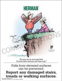 STF - Elevated Surfaces Poster
