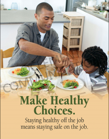 Make Healthy Choices Poster