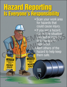 Hazard Reporting-Responsibility