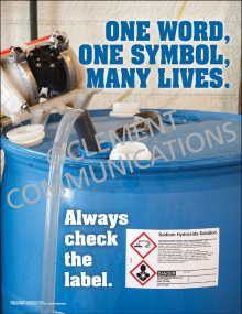 One Word, One Symbol, Many Lives Poster