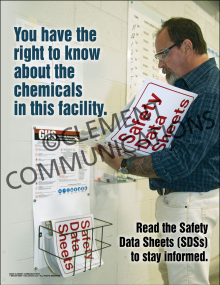 You Have the Right to Know Poster