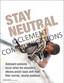 Stay Neutral Poster
