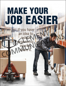 Make Your Job EasierPoster