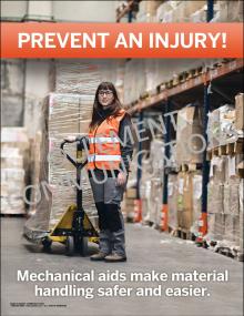 Prevent an InjuryPoster