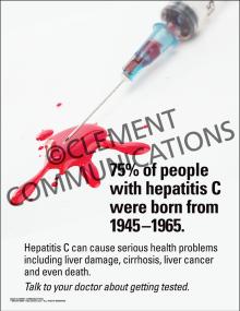 Hepatitis C Poster
